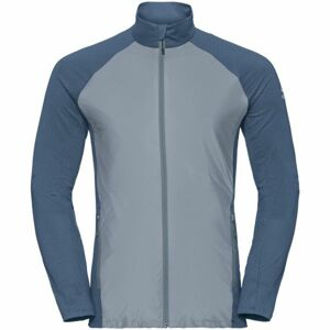 Odlo MEN'S JACKET VELOCITY ELEMENT šedá M - Pánská bunda
