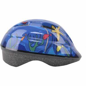 Olpran SEA modrá (46 - 52) - Dětská cyklistická přilba