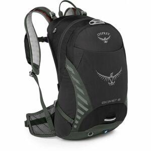 Osprey ESCAPIST 18 černá M/L - Cyklistický batoh