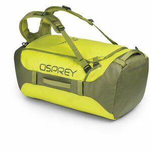 Osprey TRANSPORTER 65 II světle zelená NS - Cestovní zavazadlo