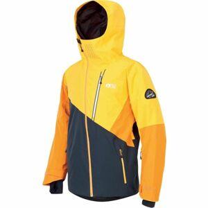 Picture ALPIN černá XXL - Pánská zimní bunda