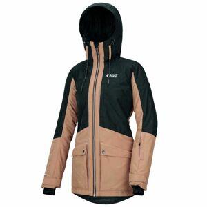 Picture MINERAL fialová XL - Dámská zimní bunda