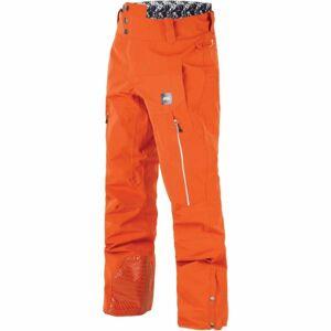 Picture OBJECT oranžová XXL - Pánské zimní kalhoty