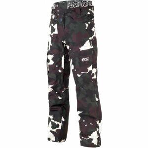 Picture UNDER černá M - Pánské zimní kalhoty