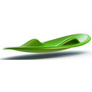 Plastkon SUPERNOVA 60 zelená NS - Sáňkovací talíř s brzdou