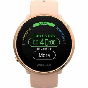 POLAR IGNITE růžová S/M - Multisportovní hodinky s GPS a záznamem tepové frekvence
