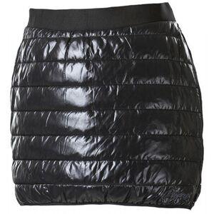 Progress OS IZOLDA černá XL - Dámská zimní sukně