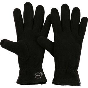 Puma FLEECE GLOVES černá S - Zimní rukavice