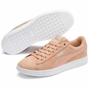 Puma VIKKY V2 SHIFT béžová 5.5 - Dámská volnočasová obuv