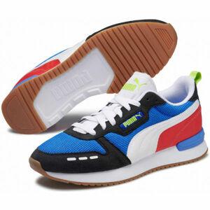 Puma R78 modrá 10 - Pánské volnočasové boty