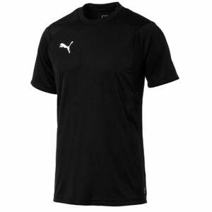 Puma LIGA TRAINING JERSEY černá S - Pánské tričko