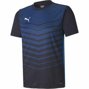 Puma FTBL PLAY GRAPHIC SHIRT  XL - Pánské sportovní triko