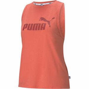 Puma AMPLIFIED TANK  L - Dámský sportovní nátělník