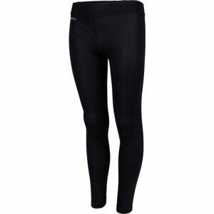 Puma LIGA BASELAYER LONG TIGHT JR černá 152 - Chlapecké sportovní kalhoty
