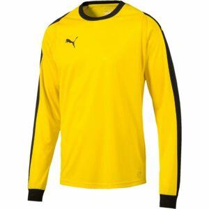 Puma LIGA GK JERSEY žlutá M - Pánské triko