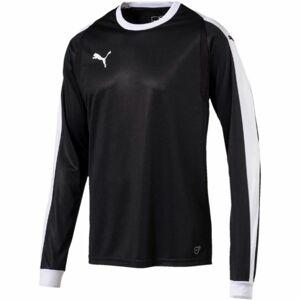 Puma LIGA GK JERSEY černá M - Pánské triko