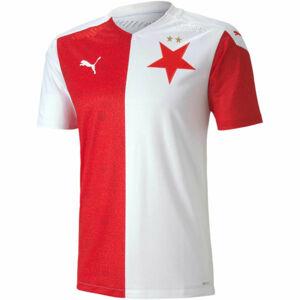 Puma SKS Home Shirt Promo WHI  M - Pánský dres