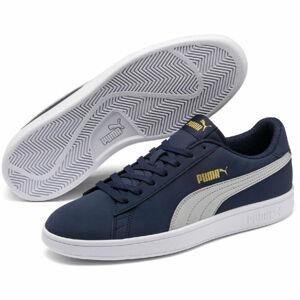 Puma SMASH V2 BUCK bílá 8.5 - Pánské boty pro volný čas