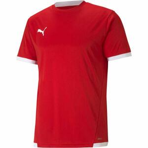 Puma TEAM LIGA JERSEY  3XL - Pánské fotbalové triko