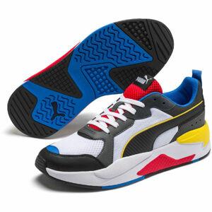 Puma X-RAY bílá 7 - Pánské vycházkové boty