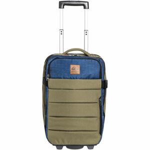 Quiksilver NEW HORIZON hnědá UNI - Cestovní zavazadlo