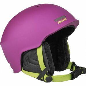 Reaper EPIC šedá (52 - 54) - Pánská snowboardová helma