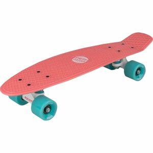 Reaper HOMIE růžová  - Plastový skateboard