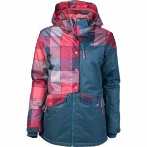 Reaper CARRIE růžová XXL - Dámská snowboardová bunda