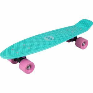 Reaper LB MINI růžová  - Plastový skateboard