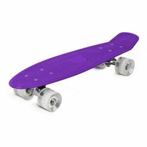 Reaper SPARKY fialová  - Plastový skateboard