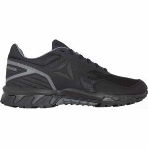 Reebok RIDGERIDER TRAIL 4.0 černá 10 - Pánská běžecká obuv