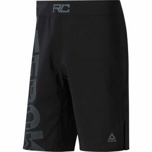 Reebok CBT CORE MMA SHORT černá 38 - Bojové MMA šortky