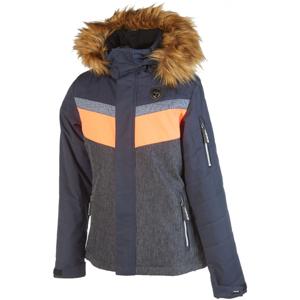 Rehall DARCY-R-JR oranžová 116 - Dětská lyžařská bunda