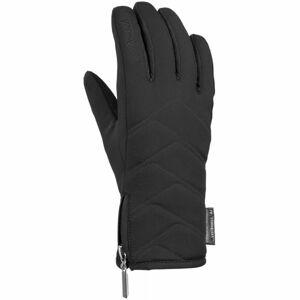 Reusch LOREDANA TOUCH-TEC  8.5 - Dámské lyžařské rukavice