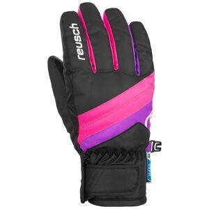 Reusch DARIO R-TEX XT JUNIOR černá 4.5 - Juniorská lyžařská rukavice