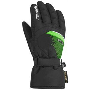 Reusch BOLT GTX JR černá 5.5 - Dětské lyžařské rukavice