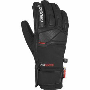 Reusch MASTERY černá 11 - Lyžařské rukavice