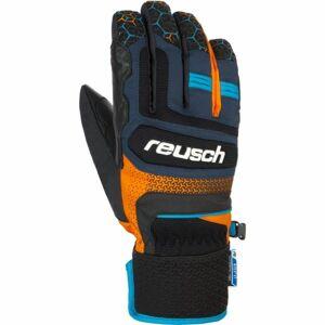 Reusch STUART R-TEX XT černá 10.5 - Lyžařské rukavice