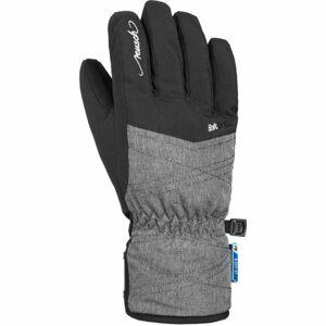 Reusch AIMEÉ R-TEX XT JUNIOR černá 5.5 - Lyžařské rukavice