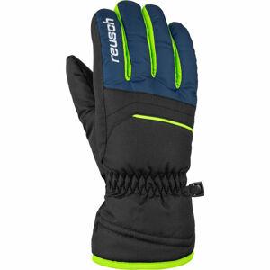 Reusch REUSCH ALAN JUNIOR zelená 6 - Zimní rukavice