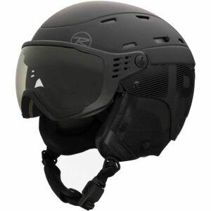 Rossignol ALLSPEED VISOR PHOTOCHROM černá (58 - 60) - Pánská lyžařská helma