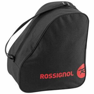 Rossignol BASIC BOOT černá  - Taška na lyžařské boty