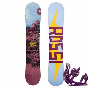 Rossignol MYTH + MYTH S/M  154 - Dámský snowboard set