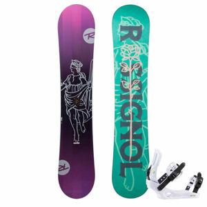 Rossignol MYTH + MYTH  154 - Dámský snowboardový set