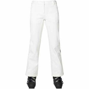 Rossignol SKI SOFTSHELL W bílá XL - Dámské lyžařské kalhoty