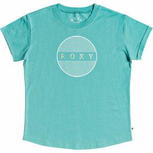 Roxy EPIC AFTERNOON CORPO zelená S - Dámské tričko