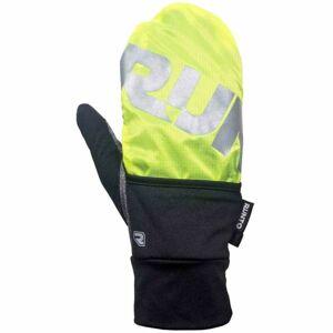 Runto RT-COVER žlutá XL/XXL - Zimní unisex sportovní rukavice