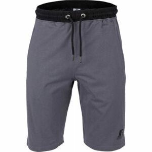 Russell Athletic RA SHORTS tmavě šedá XXL - Pánské šortky