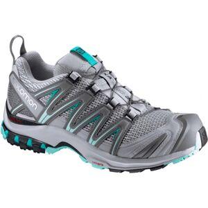 Salomon XA PRO 3D W šedá 4.5 - Dámská trailová obuv