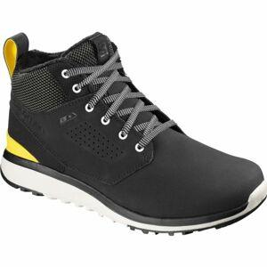 Salomon UTILITY FREEZE CS WP černá 9.5 - Pánská zimní obuv